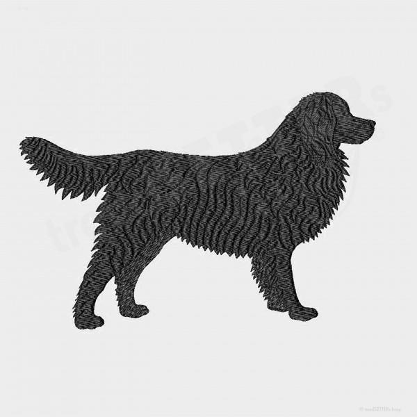 Stickmuster Berner Sennenhund